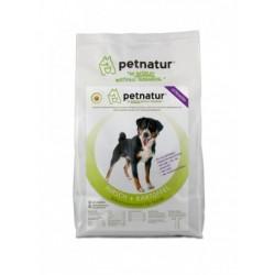 PETNATUR HIRSCH & KARTOFFEL Trockenfutter Hund