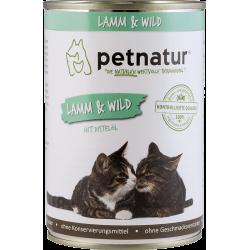Lamm & Wild mit Diestelöl...